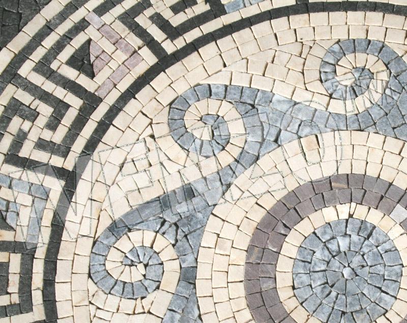 mosaik ck027 details rmisches muster 2 - Mosaik Muster