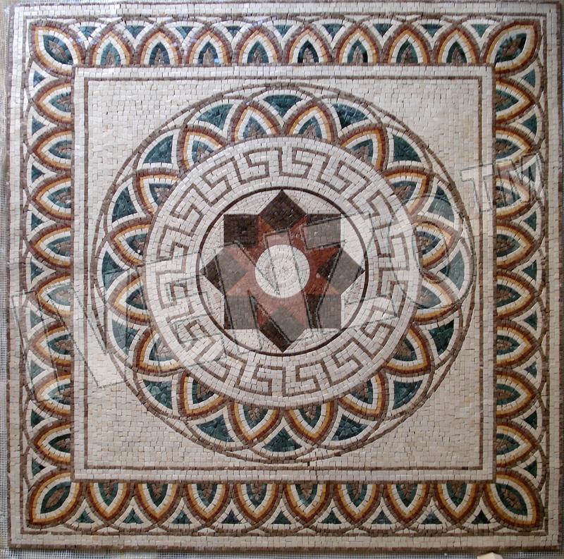 Ausgezeichnet Römische Mosaik Vorlage Fotos - Entry Level Resume ...