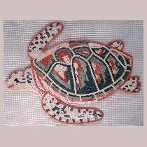 Mosaik-Motive: Tiere